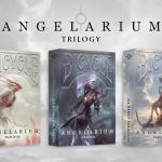 Bicycle ANGELARIUM TRILOGY Playing Cards. The fantasy and the enlightened beauty of a mysterious world