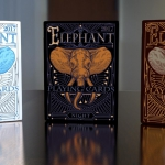 ELEPHANT Playing Cards Relaunch. The new king in this jungle of decks