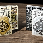 Bicycle WILD WEST Playing Cards. I would get them if I were you, stranger.