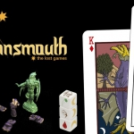 INNSMOUTH, THE LOST GAMES. Playing Cards rescued from the imaginary world of Lovecraft