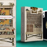 CABINET OF CURIOSITIES Playing Cards. Amazing objects from the most recondite places