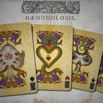 DEMONOLOGIE Playing Cards. It's evil! … but it's good