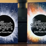 ECLIPTIC Playing Cards. The zodiacal universe according to Chris Ovdiyenko