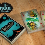 Tikilandia Playing Cards. The amusing vision of the ancestral Polynesian culture