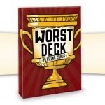 WORST DECK Of Playing Cards. Celebrating the Worst Show in Vegas!