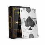 EPHEMERID Playing Cards. Much more than a typographic deck