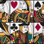 BLACKTALES Playing Cards. A very traditional pirates
