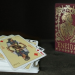 ENEIDA Playing Cards. Beauty inspired by a classic epic poem