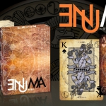 ENUMA Playing Cards. The great war of the Babylonian gods