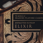 ELIXIR APOTHECARY Playing Cards. The end of an elegantly inspiring series.