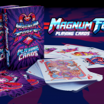 MAGNUM FORCE Playing Cards. The strength and color of the 80's cartoons