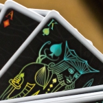 New Tendril deck available. Playing cards and design