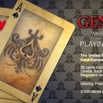 "Genesis ""Aboriginal"" deck. Adam and Eve should have played with it."