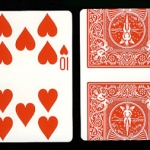 Playing cards MISPRINTED… but intentionally