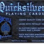 Quicksilver deck. An overwhelming success