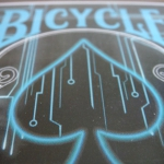 Received The Grid Bicycle deck