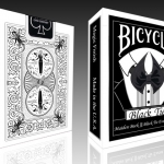 Bicycle Black Tie deck. The last push for its creation