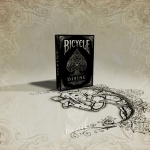 New deck from Elite cards: Bicycle Divine. Fibonacci and Monal Lisa will play poker together