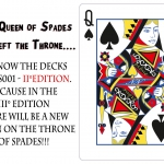 The Queen of Hearts and a (broken) love story