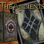 "New deck: Bicycle ""The Ancients"". Interesting design with Norse inspiration."