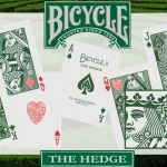 "Bicycle ""The Hedge"". A labyrinthine deck"