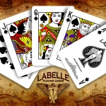 "LaBelle ""The Mystic"" deck. A tribute to art and magic"
