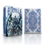 New metallic blue Bicycle Asura deck. Redesigned and amazing