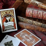 Bicycle Venexiana deck. Interview to Lotrek and exclusive images