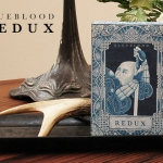Blue Blood Redux deck. A beautiful re-edition, more blue and more bloody