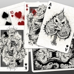 Creepy deck. When the imagination produces monsters