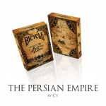 The Persian Empire Bicycle deck. A second oportunity