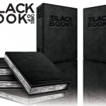 The Black Book of Cards. A new concept of typographic Deck