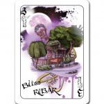 Bars of Phoenix Fantasy Playing Cards. Much more than a souvenir