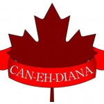 Can-eh-diana deck. From Canada with love… for cards and magic
