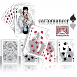 "Caravan of SEE'ers ""Cartomancer"" Playing Cards. The fortune in your hands"