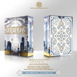 New Utopia deck by Card Experiment. Pre-order with a special discount