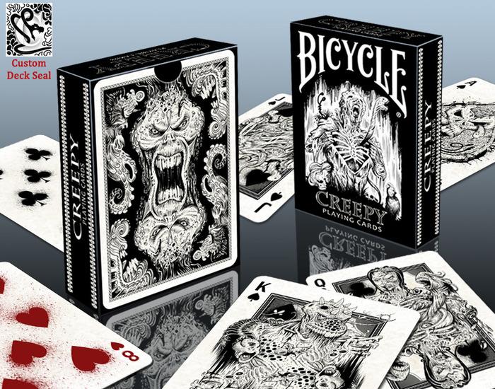 KICKSTARTER Fanangled Playing Cards
