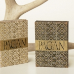 Pagan playing cards by Uusi. When the Nature was the human's religion