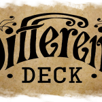 Different deck. A completely different deck