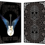 Bicycle Rock'N'Roll. The hardest rocking playing cards in the history