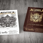Aquila Decks. The first playing cards project by Kardify