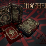 Bicycle MayHem deck. When the Chaos becomes Harmony