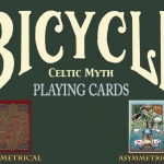 Celtic decks. Celtic history, culture and legend in asymmetrical and symmetrical cards