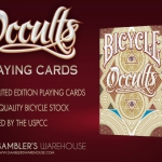 Occults decks. A hidden story behind each card