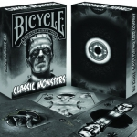 Bicycle Classic Monsters. The classic terror characters all together
