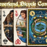 Neverland Bicycle Playing Cards. With them you will never grow up