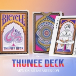 The Thunee deck. Art, history and tradition of the Indian culture
