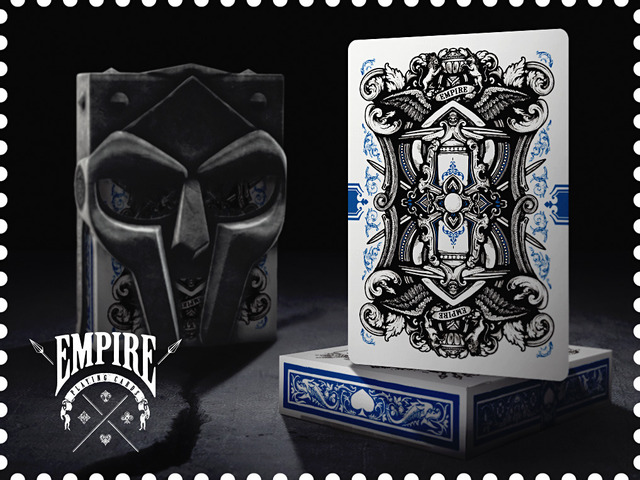 USPCC Empire Bloodlines Playing Cards Designer Detail