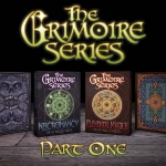 Grimoire Series Part One decks. The colorful fantasy of magic creatures. Interview to Edgy Brothers