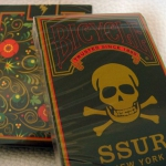 Received the Bicycle SSUR deck. Discount for readers in European online shop